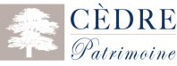 Cèdre Patrimoine Logo
